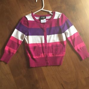 Other - BUTTON UP CARDIGAN SIZE 4